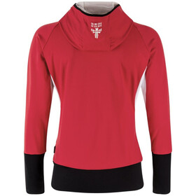 Nihil Morgana Jacket Damen cayenne red